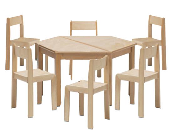 tischsitzkombination kindergartensitzgruppe kindergartentische kindertische sitzgruppen f r. Black Bedroom Furniture Sets. Home Design Ideas
