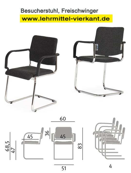 besprechungsstuhl freischinger st hle f r konferenzr ume besucherst hle freischinger kaufen. Black Bedroom Furniture Sets. Home Design Ideas