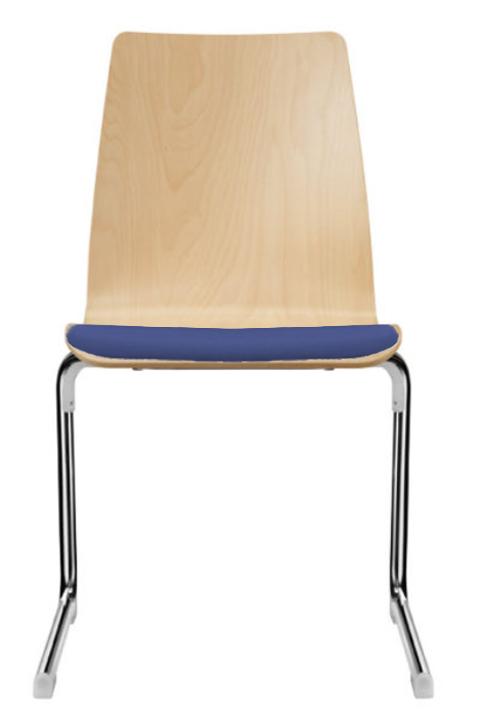 holzschalenstuhl freischwinger kaufen c kufenstuhl stuhl mit holzsitzschale sitzschalenstuhl. Black Bedroom Furniture Sets. Home Design Ideas