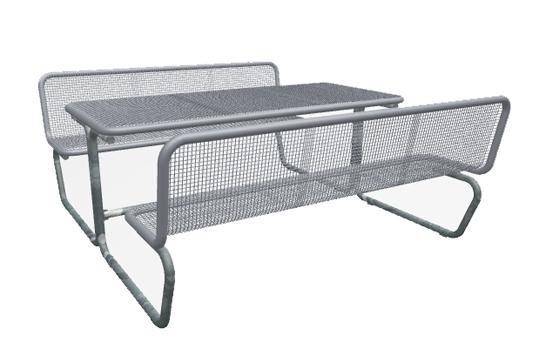 sitz tischgruppen kaufen sitzgruppe au en pausenhofm bel sitzkombination f r au en. Black Bedroom Furniture Sets. Home Design Ideas